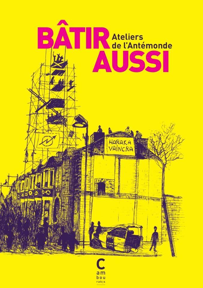Bâtir Aussi - Antemonde - couv livre