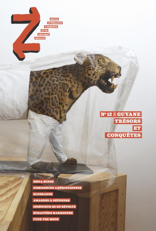 revue Z n°12 couverture