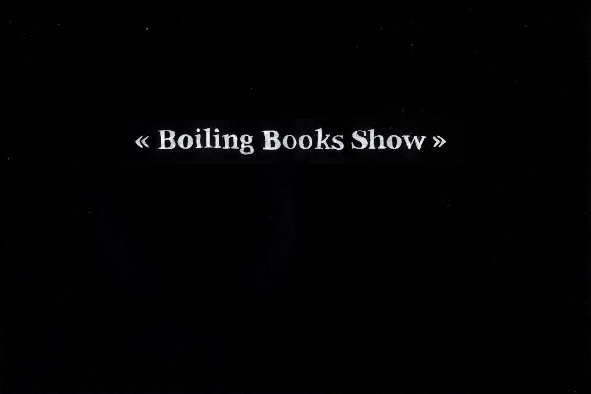 Boiling Books Show